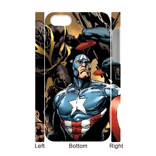 LP-LG Phone Case Of Avengers Marvel For Iphone 5C [Pattern-6] Pattern-5