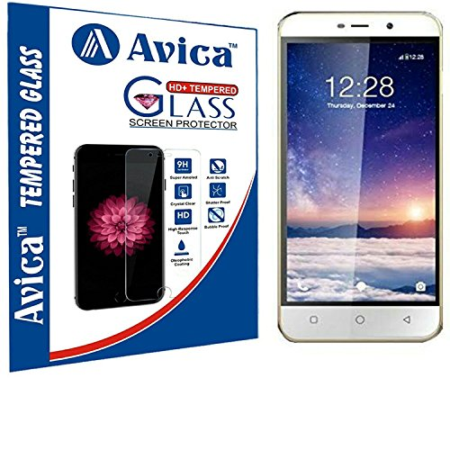 AVICA 2.5D HD Premium Tempered Glass for Coolpad Note 3 Lite image