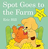 Spot Goes to the Farm [Lingua Inglese]