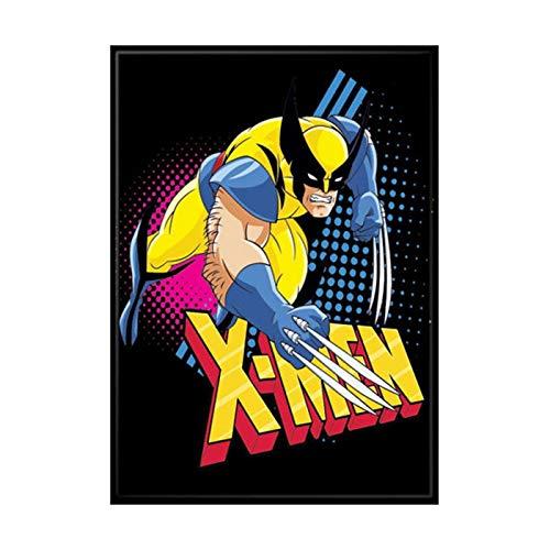 Ata-Boy Marvel Comics X-Man Wolverine - Imán neveras