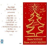 Buon Natale Buon Anno Nuovo Musicard (CD+Biglietto D