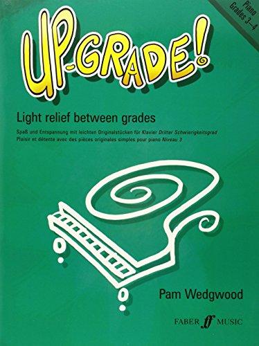 Piano: Grades 3-4 (Up-Grade!)