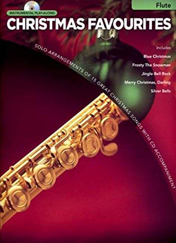 Instrumental Play-Along: Christmas Favourites (Flute) (Book & CD) por Divers Auteurs