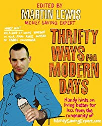 Thrifty Ways For Modern Days by Lewis, Martin (December 14, 2006) Paperback
