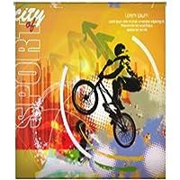 Happystor HSCJ7564 Estor Enrollable Estampado Digital Juvenil Tejido Traslúcido 145x180