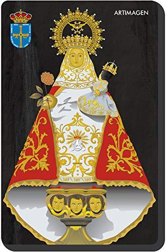 Artimagen Imán Virgen Covadonga 45x70 mm.