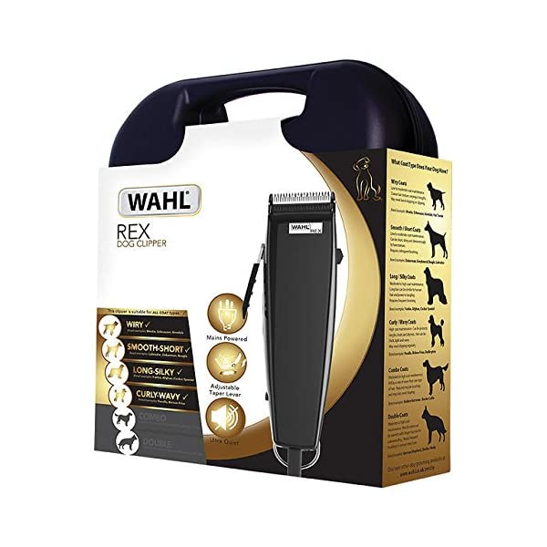 Wahl Rex 1230 Multi Cut Pro Pet Clipper 4