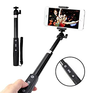 selfie stick gmyle aluminium ball head. Black Bedroom Furniture Sets. Home Design Ideas