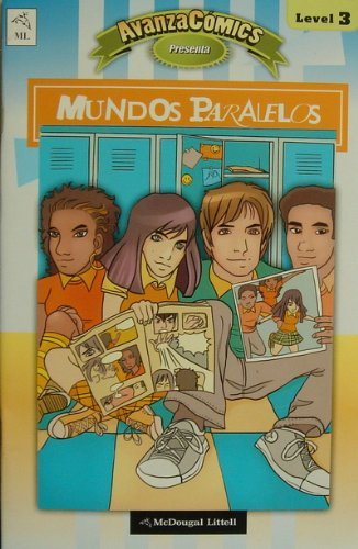 Avancemos!, Level 3: Avanza Comics par McDougal Littel
