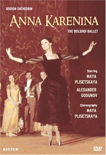 Price comparison product image Shchedrin: Anna Karenina [DVD] [2008] [US Import]