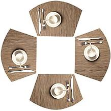 CONTINENTA Tischset Platzset Platzdeckchen Platzmatte Platzdecke  Farbe wählbar
