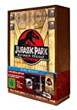 Jurassic Park Trilogy in Holzbox [Blu-ray]