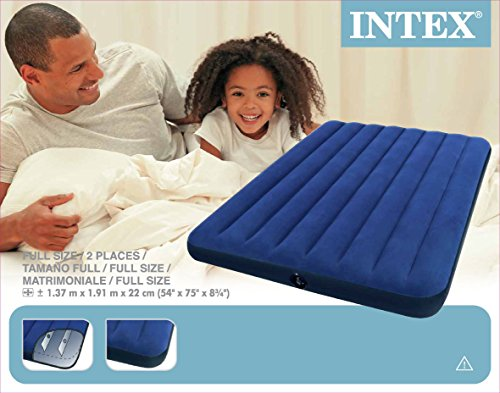 Intex Classic Luftmatratze Full - 6