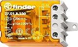 Finder Serie 27 – Relais per interruttore unipolare 1 NA 230 VAC