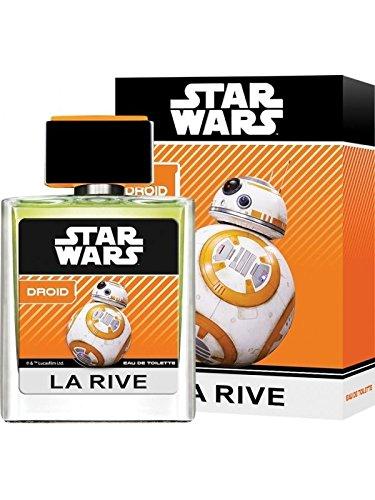 La Rive Star Wars Droid Parfüm EDT Eau de Toilette Kinder Jungen 50 ml