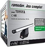 Rameder Pack Barres de Toit Tema pour Toyota C-HR (118875-36890-1-FR)