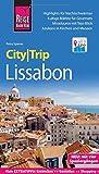Reise Know-How CityTrip Lissabon: Reiseführer mit Stadtplan, 4 Spaziergängen und kostenloser Web-App - Petra Sparrer