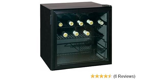Bomann Kühlschrank Flaschenhalter : Bomann ksw 346 glastür kühlschrank: amazon.de: elektro großgeräte