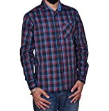 #8: Overdrivee Men's Cotton Casual Shirt