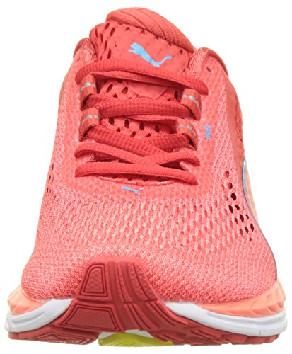 Puma Speed 500 Ignite 2, Scarpe Sportive Outdoor Donna Rosso (Poppy Red-nrgy Turquoise)