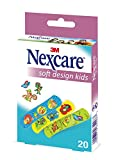 Nexcare N0920NLW Soft Kids Design Pflaster 19 X 72 mm