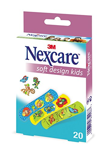 nexcare-n0920nlw-soft-kids-design-pflaster-19-x-72-mm-20-stuck