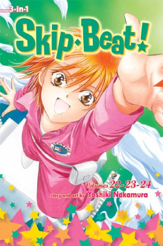 22-23-24: SKIP BEAT 3IN1 TP VOL 08 (Skip Beat! (3-in-1 Edition))