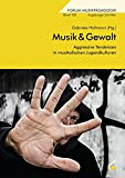 Musik & Gewalt: Aggressive Tendenzen in musikalischen Jugendkulturen (Augsburger Schriften, Band 102)