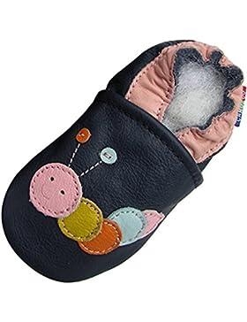 Carozoo - Zapatos primeros pasos de Piel para niño