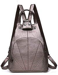 62e46d8366fe0 Mode Frauen Rucksack Hohe Qualität Weiches Leder Rucksäcke Weibliche Schule  Umhängetasche