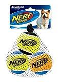 Nerf Dog Squeak Tennis Balls: 6,4 cm