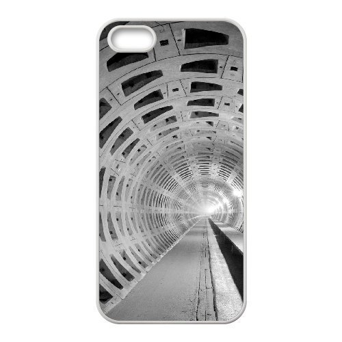 3d tunnel For SamSung Galaxy Note 3 Phone Case Cover White