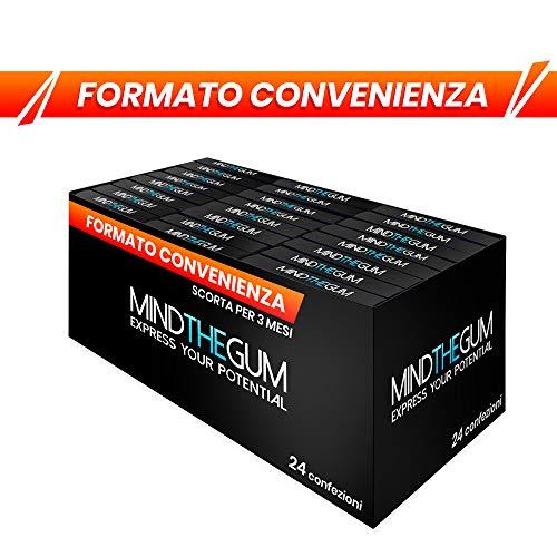 MIND THE GUM - Confezione Convenienza - SCORTA PER 3 MESI