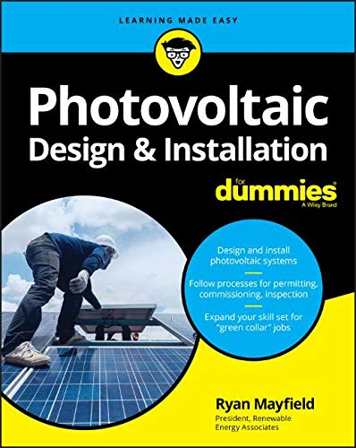Dummy-panel (Photovoltaic Design and Installation For Dummies)
