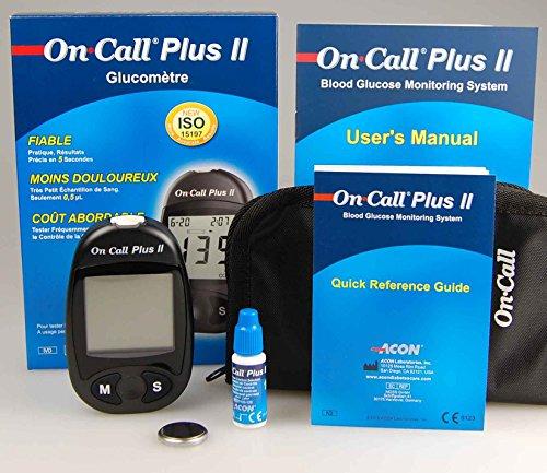 Glucosa En Sangre Monitor