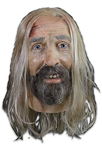Maschera Otis in Lattice Licenza Ufficiale The Devil's Rejects Halloween Adulto