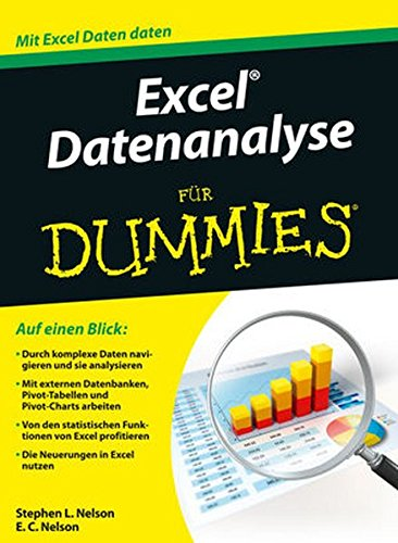Excel Datenanalyse für Dummies (Pivot-tabellen Excel)