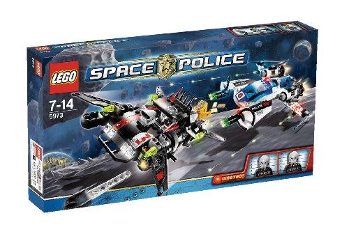 Imagen 2 de LEGO Space Police 5973