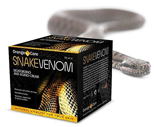 Schlangengift Creme Schlangengiftcreme Anti- Faltencreme Antifaltencreme Tagescreme mit...