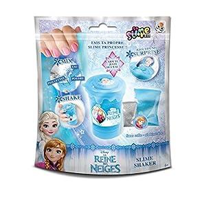 Canal Toys Loisirs Creatifs Slime Shaker Princesa Disney Reina de los Nieve, ssd003
