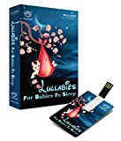 #4: Music Card: Lullabies for Babies to Sleep - USB (320 Kbps Mp3 Audio) (4GB)