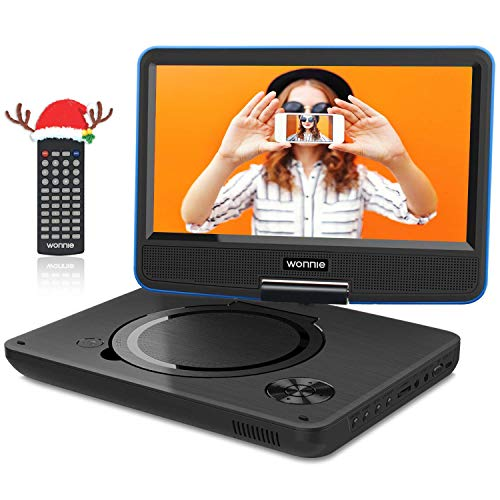 "WONNIE 11.5"" Portable DVD Player..."