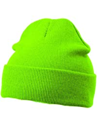 Amazon.co.uk  Green - Skullies   Beanies   Hats   Caps  Clothing 5c27d2a75057