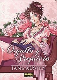Orgullo y Prejuicio de Jane Austen par Jane Austen