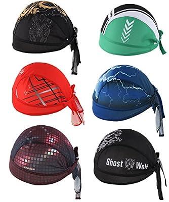 Weelly Life Radfahren Beach Bandana Kopftuch, Biker Hat