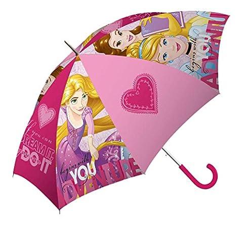 Disney WD17948 - Princess, Regenschirm, 16 Zoll (Jasmin Ein Griff)