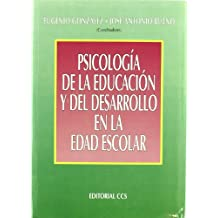 Psicología De La Educación Y Del Desarrollo En La Edad Escolar (Campus)
