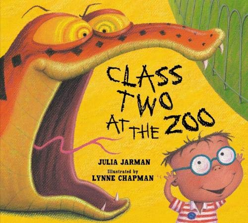 Class Two at the Zoo (Class One, Two & Three)