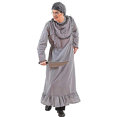 LIBROLANDIA 5731G PSYCHO (Kostüm Großmutter Ideen)