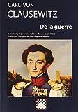 De la guerre - Carl von Clausewitz